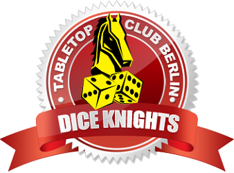 Dice Knights Logo